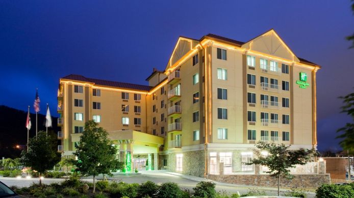 Exterior view Holiday Inn Hotel & Suites ASHEVILLE DOWNTOWN