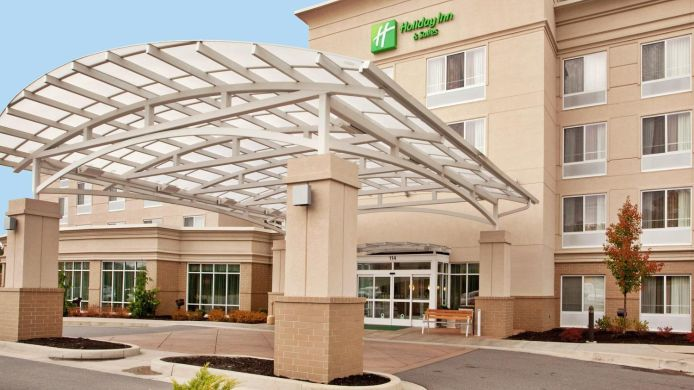 Exterior view Holiday Inn Hotel & Suites BECKLEY