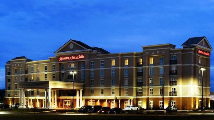 Exterior view Hampton Inn - Suites Fredericksburg-at Celebrate Virginia