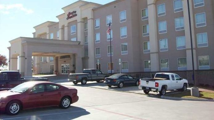 Exterior view Hampton Inn - Suites Fort Worth-West-I-30