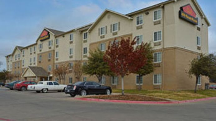 Exterior view VALUE PLACE DFW FOR