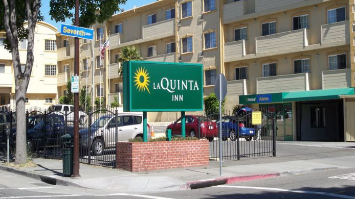 Exterior view LA QUINTA INN BERKELEY