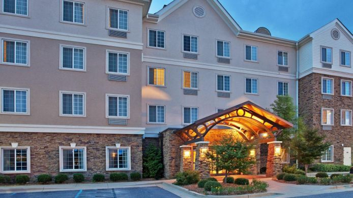 Buitenaanzicht Staybridge Suites COLUMBUS - FORT BENNING