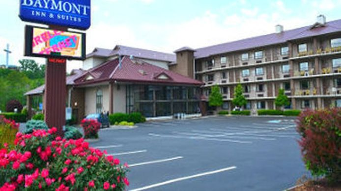 Exterior view BAYMONT PIGEON FORGE