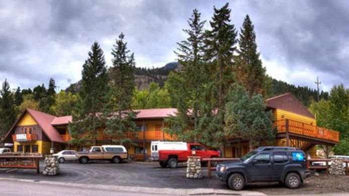 Exterior view BOX CANYON LODGE AN