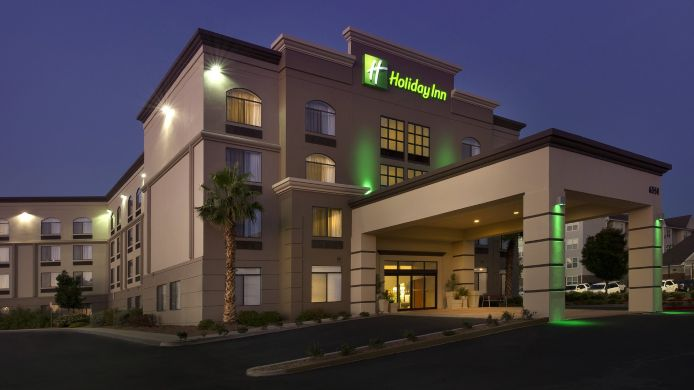 Exterior view Holiday Inn EL PASO AIRPORT
