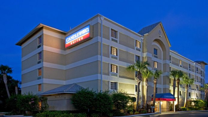 Buitenaanzicht Candlewood Suites FT. LAUDERDALE AIRPORT/CRUISE