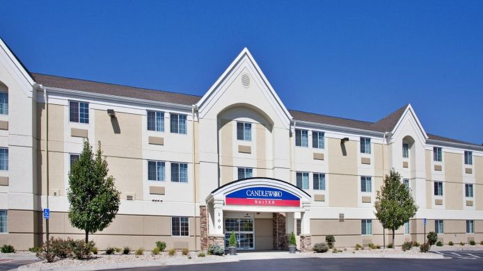 Buitenaanzicht Candlewood Suites JUNCTION CITY/FT. RILEY