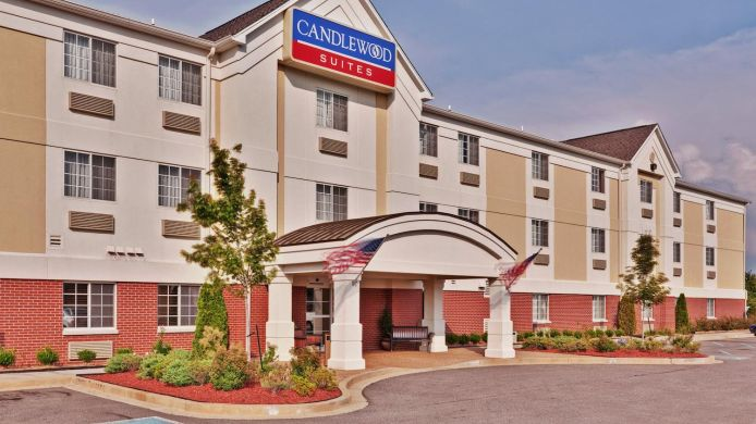 Exterior view Candlewood Suites OLIVE BRANCH (MEMPHIS AREA)