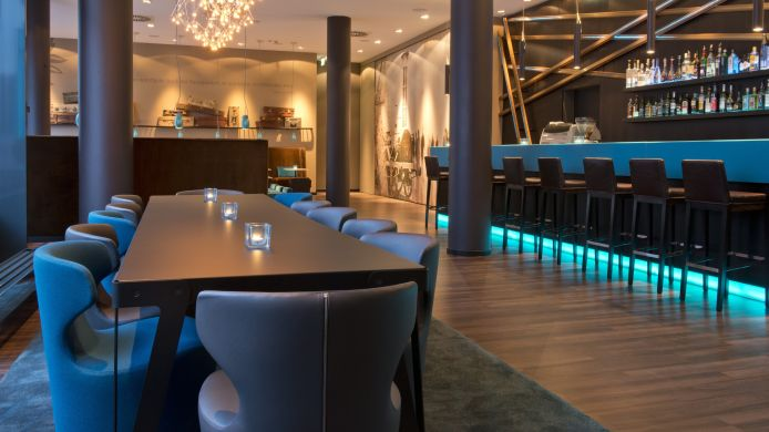 Hotelbar Motel One City