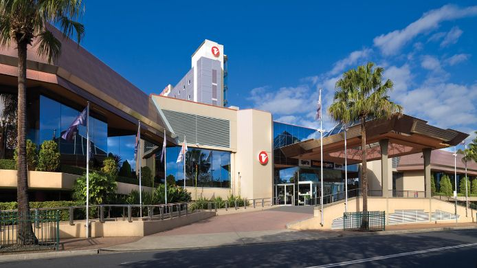 Außenansicht Travelodge Bankstown Sydney