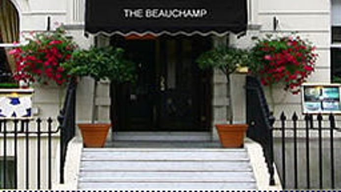 Exterior view The Beauchamp A Grange Hotel