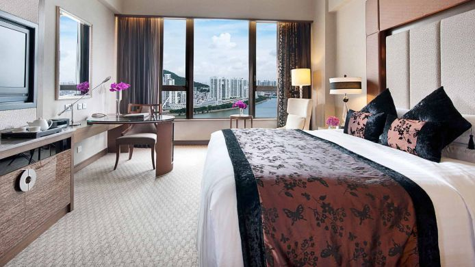 Room Sofitel Macau at Ponte 16