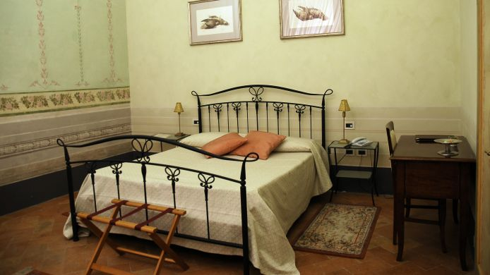 Double room (standard) Relais Palazzo Magi