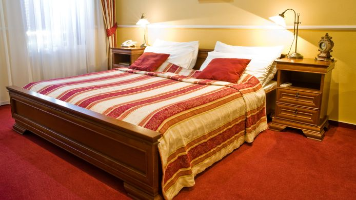 Double room (standard) Capital Hotel