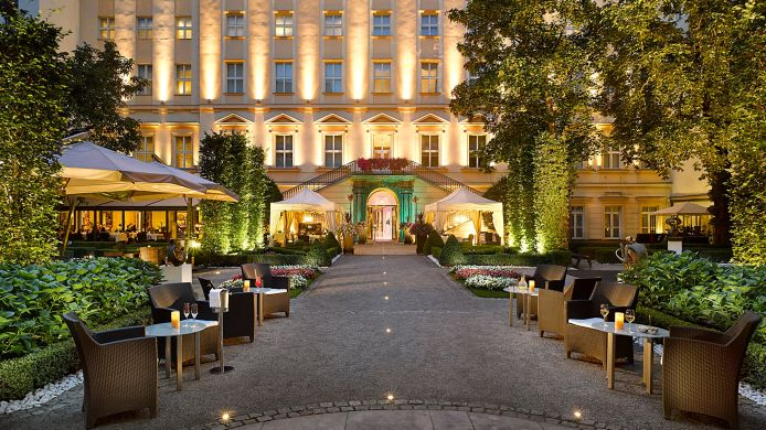 Bild The Grand Mark Prague The Leading Hotels of The World