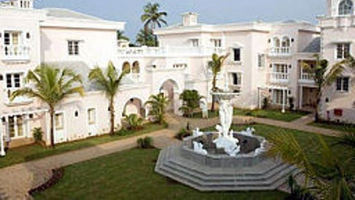 Exterior view COUNTRY INN SUITES GOA