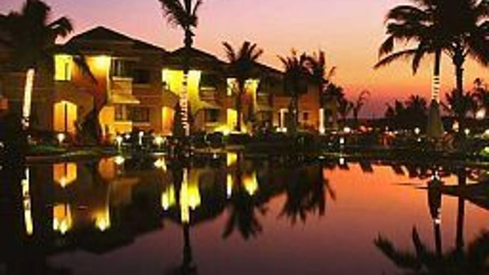 Buitenaanzicht GOA ROYAL ORCHID BEACH RESORT AND SPA
