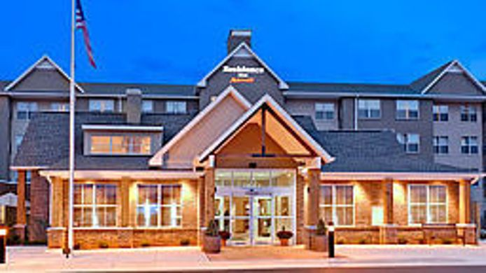 Exterior view Residence Inn Chicago Midway Airport