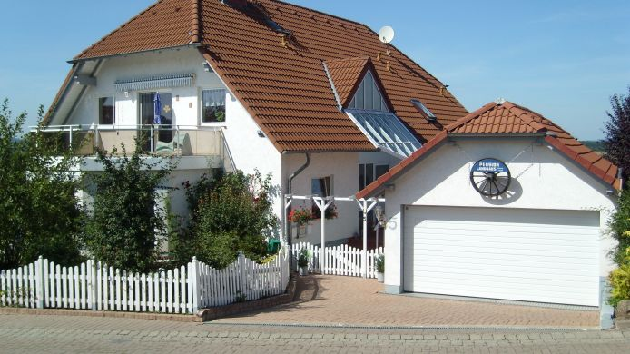 Exterior view Pension Landhaus Fricke