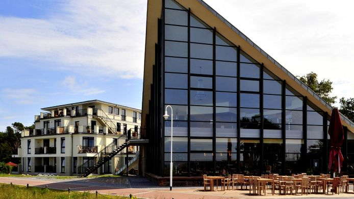 Exterior view Sandstrand Ostseeperle