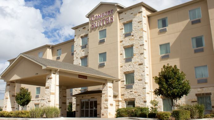 Exterior view Comfort Suites San Antonio North Stone Oak