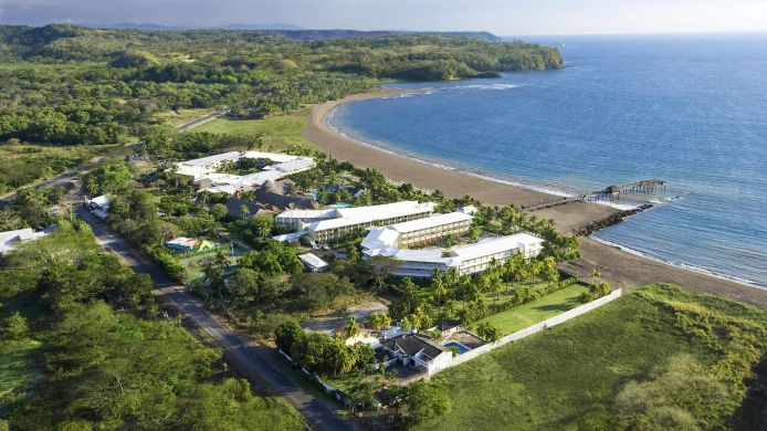 Exterior view DoubleTree Resort by Hilton Central Pacific - Costa Rica