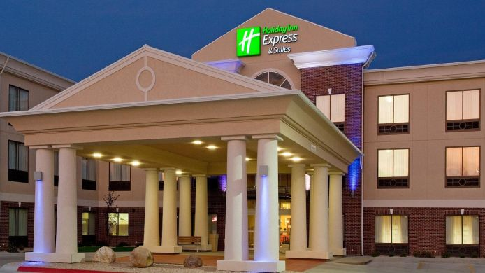 Exterior view Holiday Inn Express & Suites BUFFALO