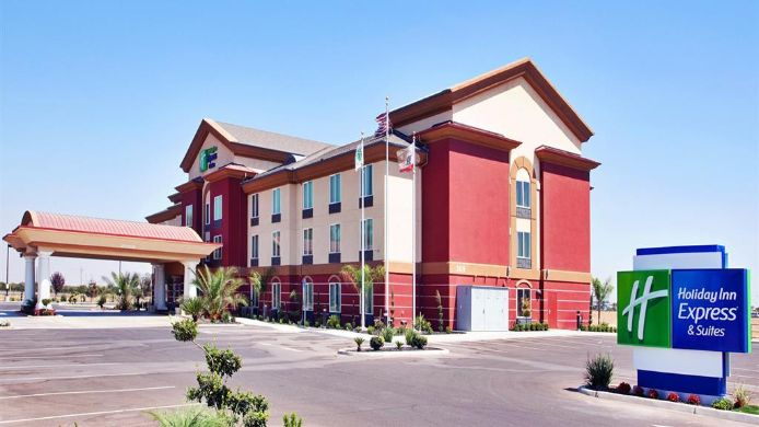 Exterior view Holiday Inn Express & Suites CHOWCHILLA - YOSEMITE PK AREA