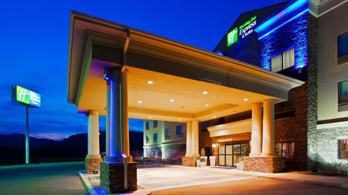 Exterior view Holiday Inn Express & Suites WESTON