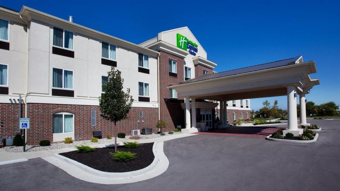 Exterior view Holiday Inn Express & Suites PORTLAND