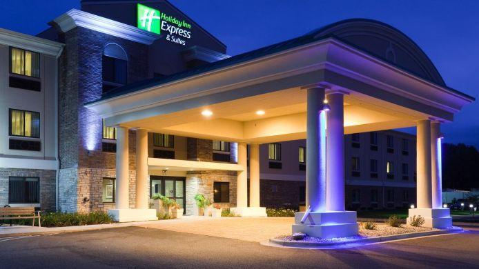 Exterior view Holiday Inn Express & Suites MADISON-VERONA