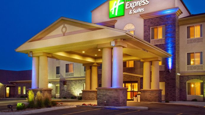 Exterior view Holiday Inn Express & Suites SHELDON