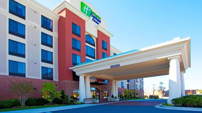 Exterior view Holiday Inn Express & Suites WASHINGTON DC NORTHEAST