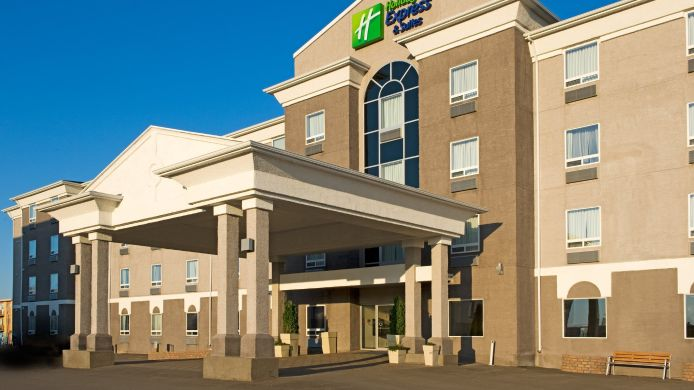 Exterior view Holiday Inn Express & Suites REGINA-SOUTH