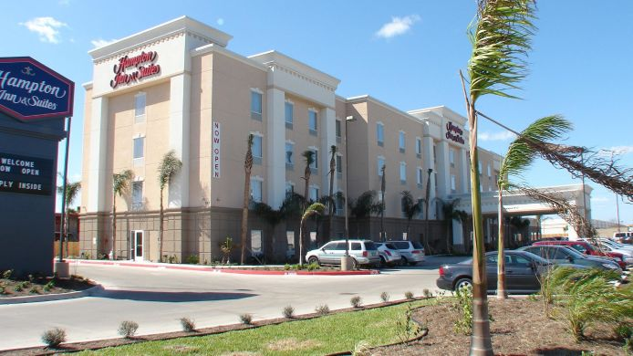 Buitenaanzicht Hampton Inn - Suites Corpus Christi I-37 - Navigation Blvd