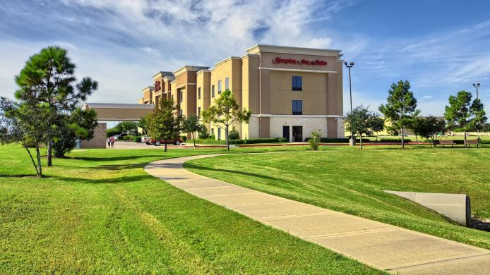 Exterior view Hampton Inn - Suites Houston - Rosenberg
