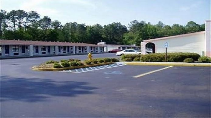 Exterior view Country Hearth Inn Jacksonville Airport