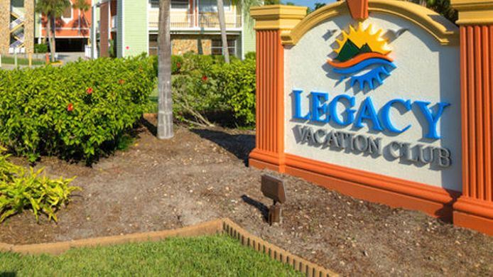 Exterior view Legacy Vacation Resorts-Indian Shores