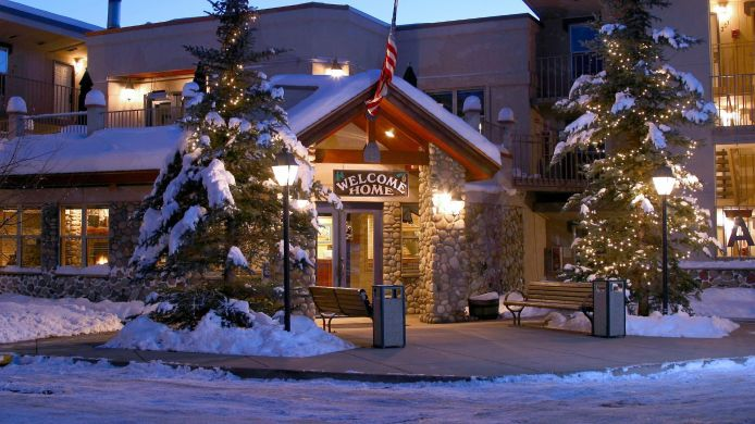 Buitenaanzicht Legacy Vacation Club - Steamboat Suites