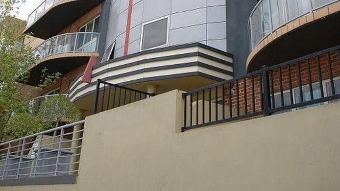 Exterior view QUEST ON ST KILDA ROAD SERVICED APTS