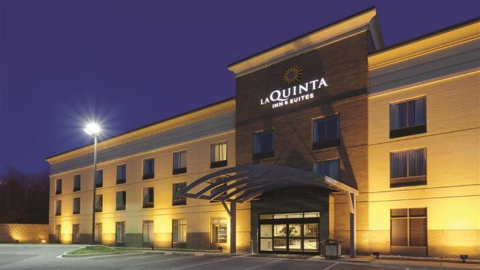 Exterior view La Quinta Inn & Suites Edgewood / Aberdeen-South