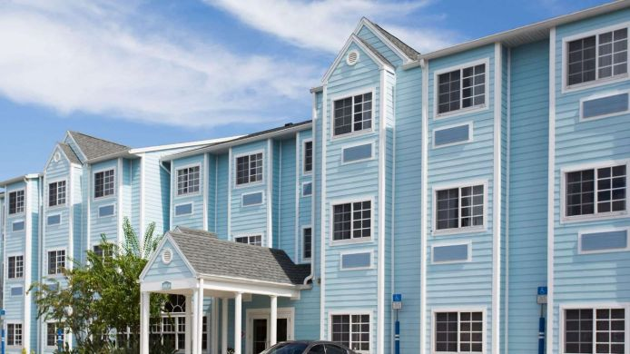 Exterior view MICROTEL INN & SUITES PORT CHARLOTTE