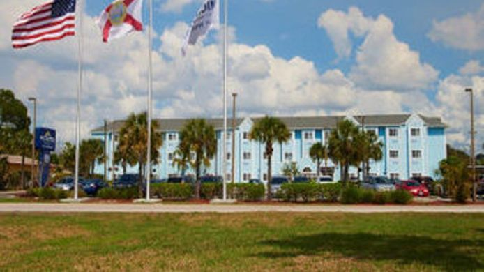 Buitenaanzicht MICROTEL INN & SUITES PORT CHARLOTTE