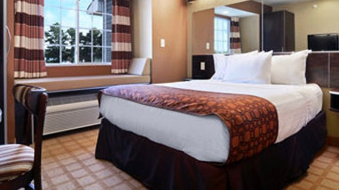 Kamers MICROTEL INN & SUITE WYNDHAM MANCHESTER