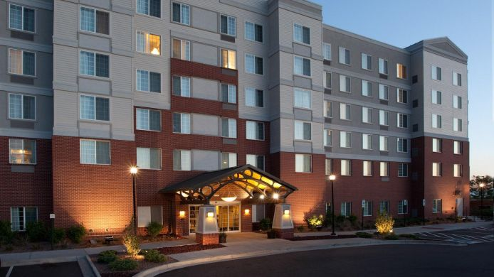 Buitenaanzicht Staybridge Suites DENVER INTERNATIONAL AIRPORT