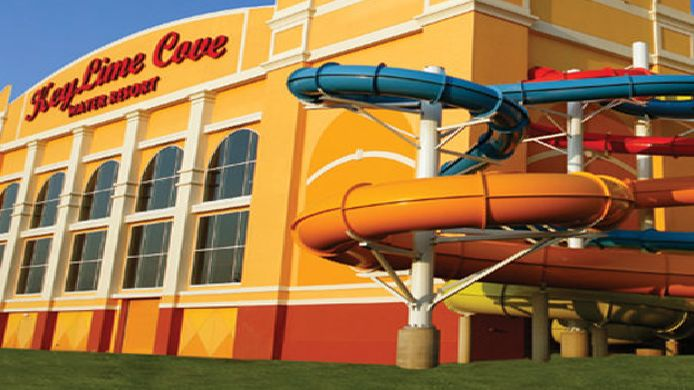Exterior view KEYLIME COVE RESORT WATERPARK