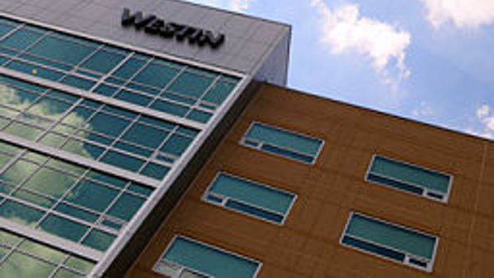 Exterior view The Westin Mount Laurel