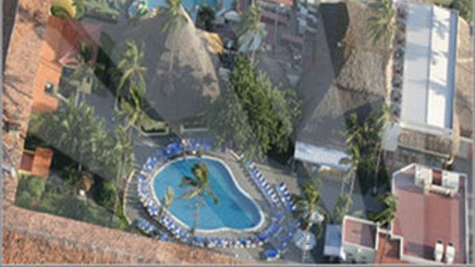 Buitenaanzicht CROWN PARADISE CLUB ALL INCLUSIVE AND SP
