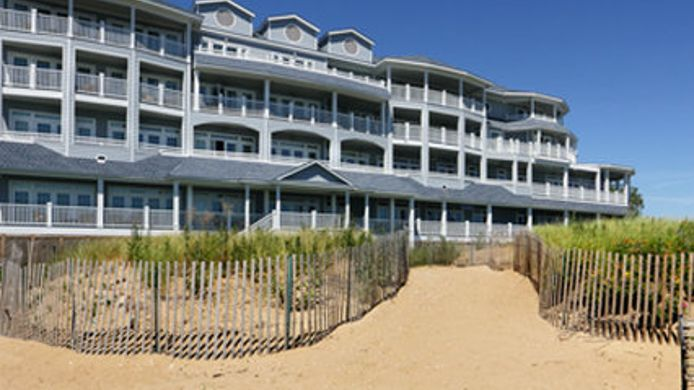 Exterior view Madison Beach Hotel Curio Collection by Hilton